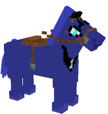 pony   Nova Skin