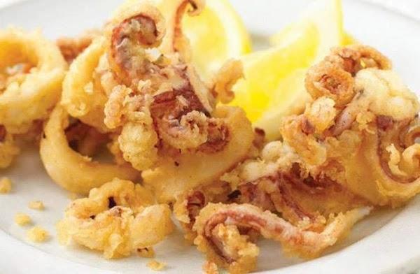 Tasty Deep Fried Calamari Recipe