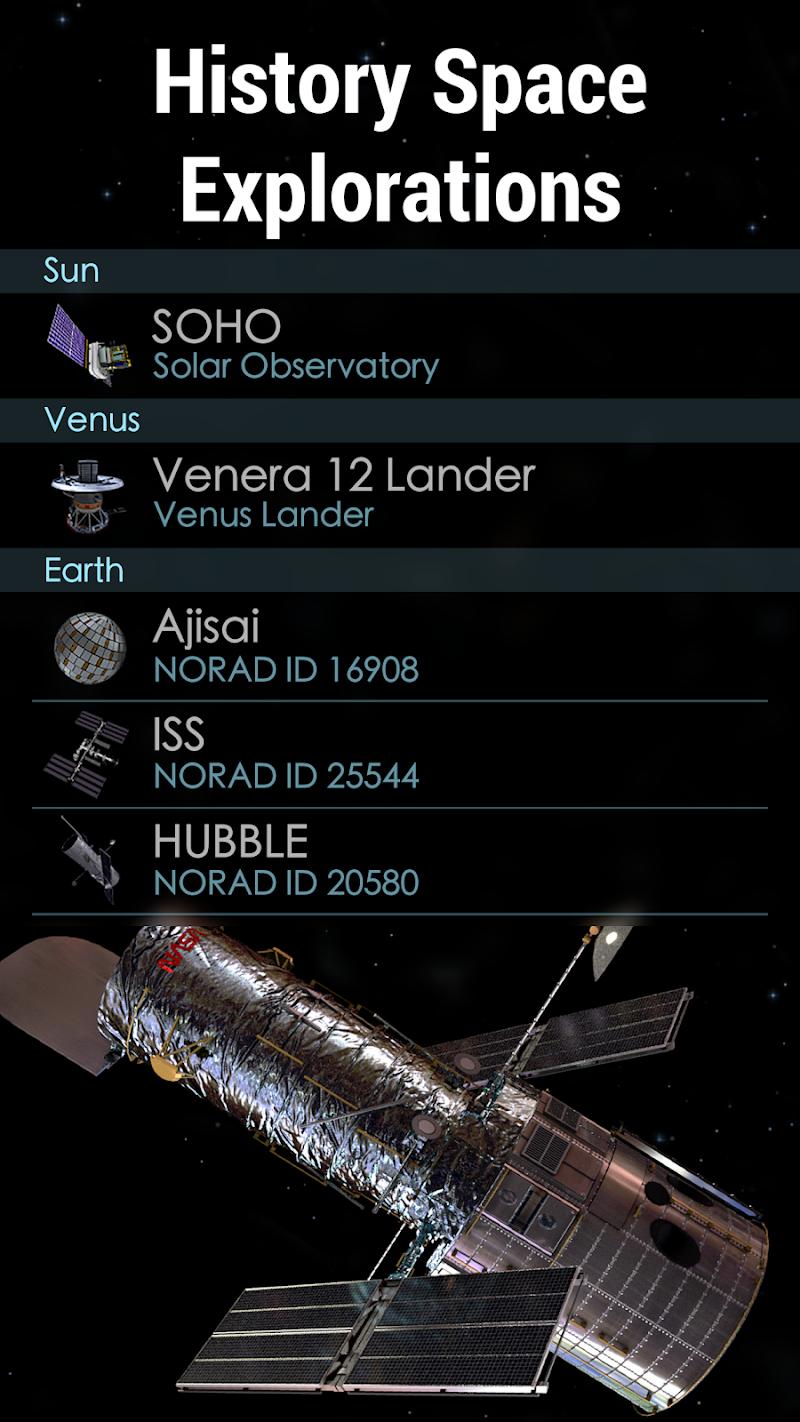 Solar Walk 2 - Spacecraft 3D & Space Exploration Screenshot 5