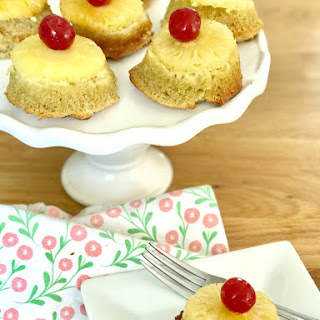 21 Day Fix Pineapple Upside Down Cupcakes {Dairy-free/Gluten-free}.