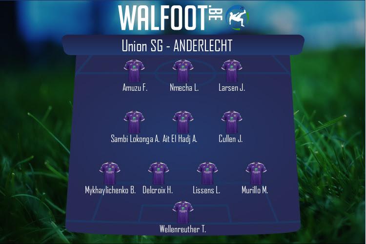 Anderlecht (Union SG - Anderlecht)