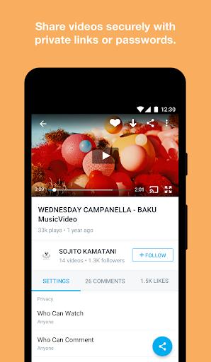 Vimeo 3.10.0 gameplay | AndroidFC 4