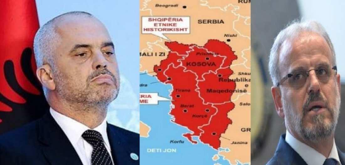 Φόβοι ότι Σκόπια και Αλβανία μπορούν να προκαλέσουν ανάφλεξη στα Βαλκάνια (ΒΙΝΤΕΟ)
