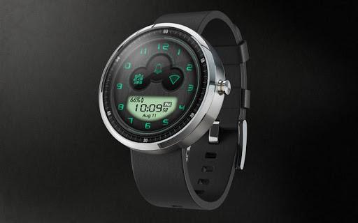 Wear Mini Watch Face