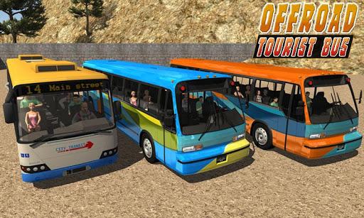 Uphill offroad bus driving sim 1.0.8 screenshots 5