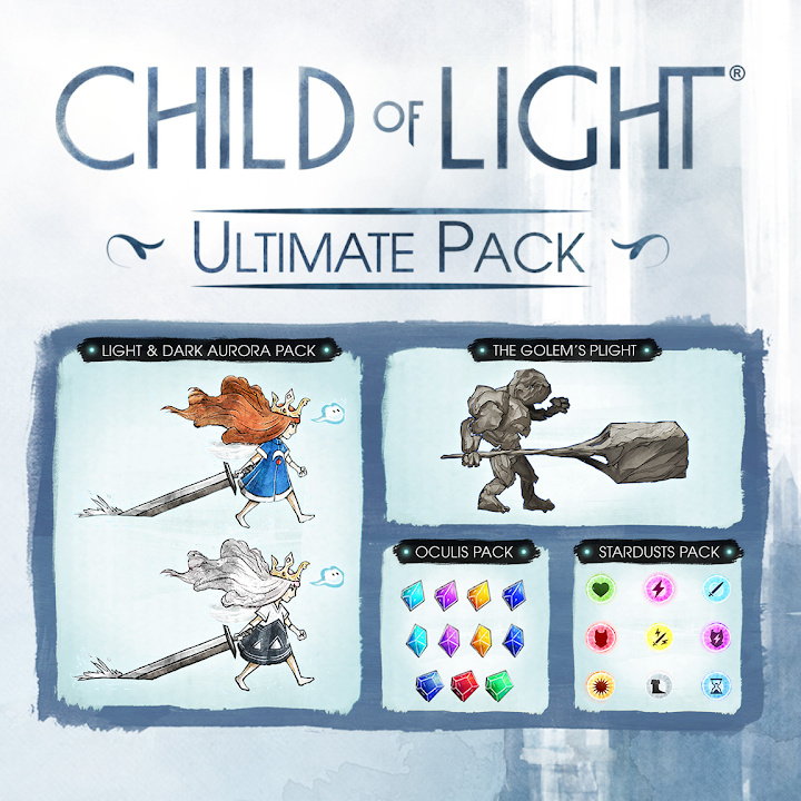Child of Light - Ultimate Pack