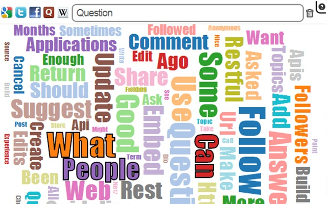 Tag Cloud Search + Translate