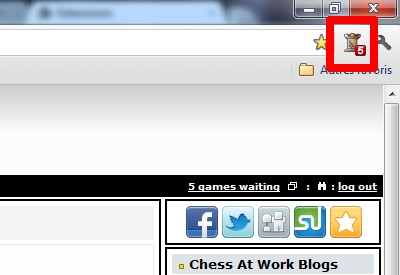 Chess@Work Notifier