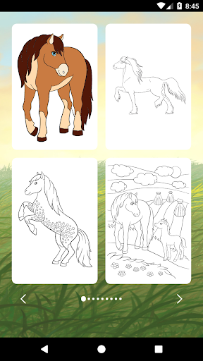 Horse Coloring Pages 1.8 screenshots 2