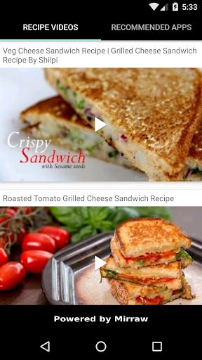 Sandwich Recipes  screenshots 2