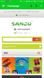 Sancu Kediri screenshot 0