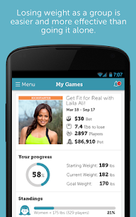 DietBet - Weight Loss Games- screenshot thumbnail