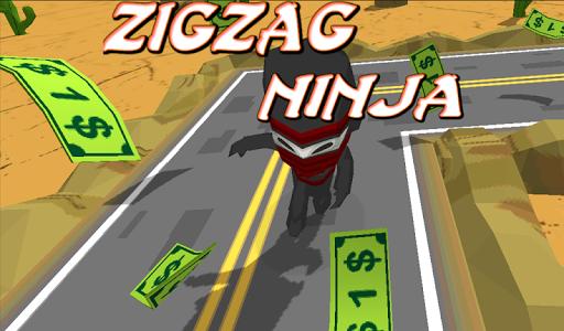 Zig Zig Ninja