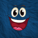 Funny Smile Emoji Cartoon icon
