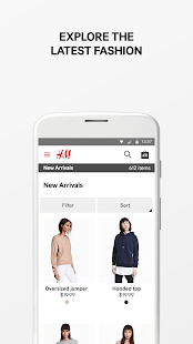 H&M- screenshot thumbnail