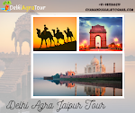2 Nights 3 Days Golden Triangle Tour from Delhi