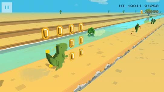 Dino 3D от Хауди Хо MOD APK (Unlimited Money) 2