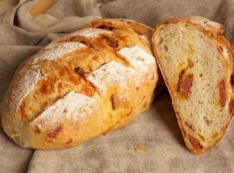 Pepperoni Bread - No Knead Recipe