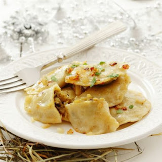 Stuffed Pierogis