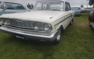 Ford Fairlane Rent Southland