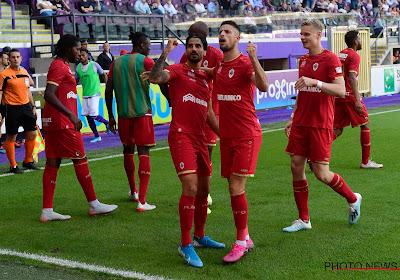 Antwerp won op het veld van Anderlecht