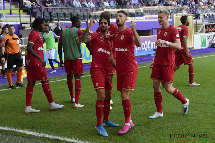 Même en amical, un penaltygate à l'Antwerp!