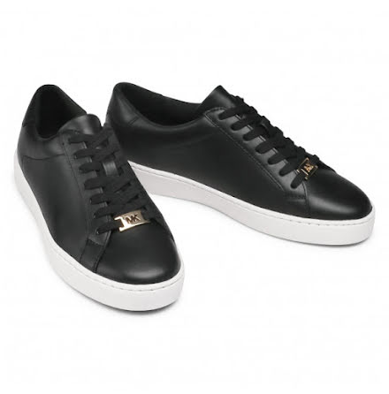 Irving Lace Up, black