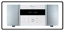 SV-238MK Class-A Stereo Integrated Amplifier from Vincent Audio in the UK