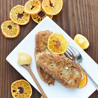 Vegan Baked French Toast