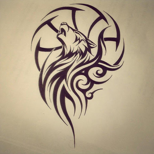 Tribal Tattoo Design Ideas