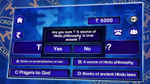 KBC Family Quiz app (apk) free download for Android/PC/Windows screenshot