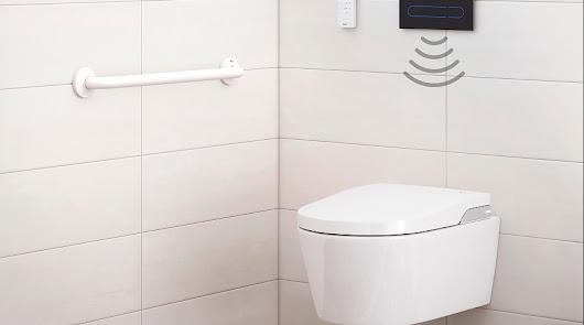 Cisternas sin contacto para una mayor higiene