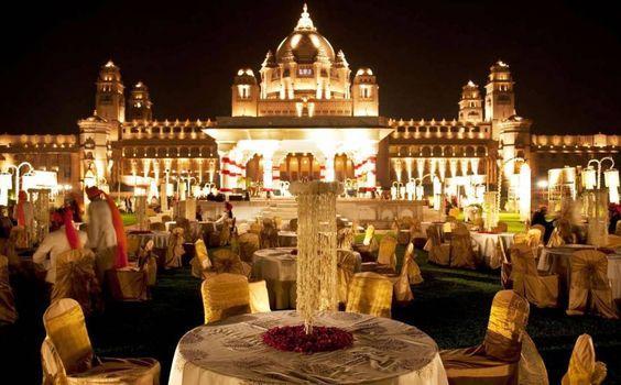 wedding at umaid bhawan palace jodhpur