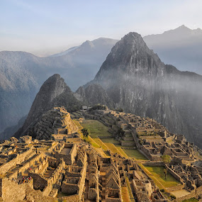 Machu Picchu by Filippo Bianchi - Buildings & Architecture Public & Historical