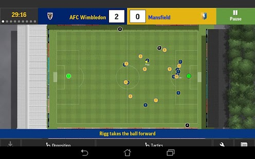 Football Manager Mobile 2016- screenshot thumbnail