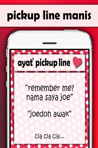 Ayat Pickup Line Cinta for PC