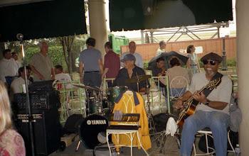 Photo: muzikanti v New Orleans