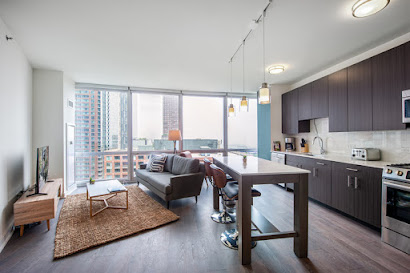 North Park Drive #1207 Serviced Apartment, Streeterville