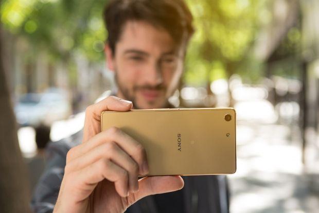 Khả năng tự động lấy nét kép của Sony Xperia M5 mang lại khả năng lấy nét nhanh hơn rất nhiều