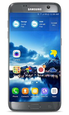 Launcher Note 5 (Galaxy) - screenshot