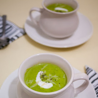 Easy Pea Soup With Frozen Peas Recipes