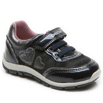 Geox Baby Shaax Trainer TODDLER GIRL TRAINER