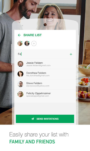 Grocery List screenshot 2