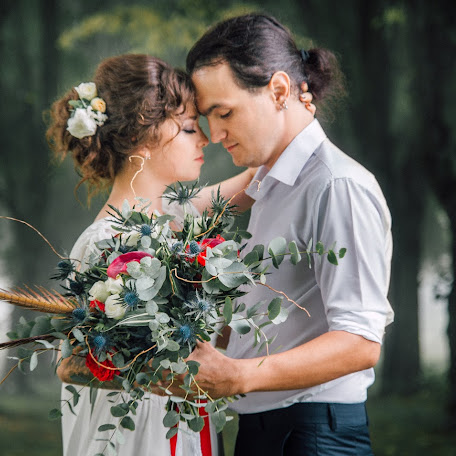 Wedding photographer Andrey Teterin (Palych). Photo of 06.08.2017