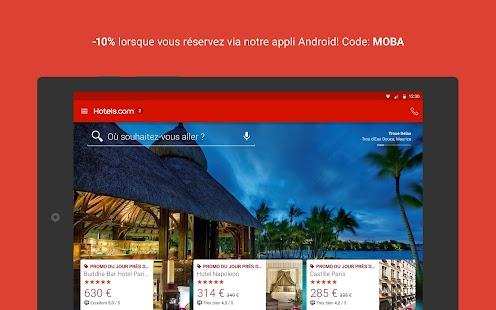reservation hôtel.com