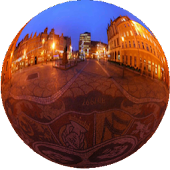 Panoramas from Flickr VR
