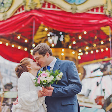Wedding photographer Kseniya Timaeva (Photoenix). Photo of 16.01.2017