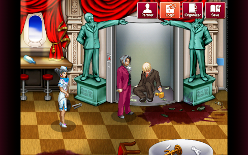 Ace Attorney Investigations – Miles Edgeworth Mod Apk Download For Android and Iphone 8