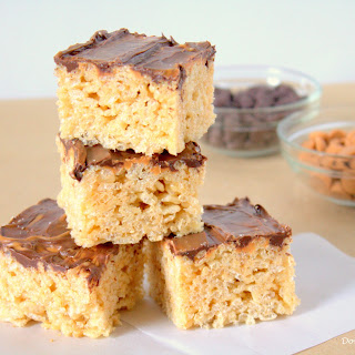 Fall Rice Krispies Treats