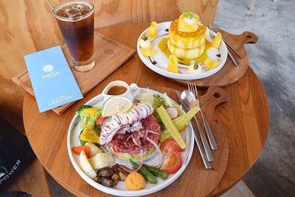 成真咖啡台南正興店X創意咖啡飲品X台南咖啡店X海安路正興街餐廳